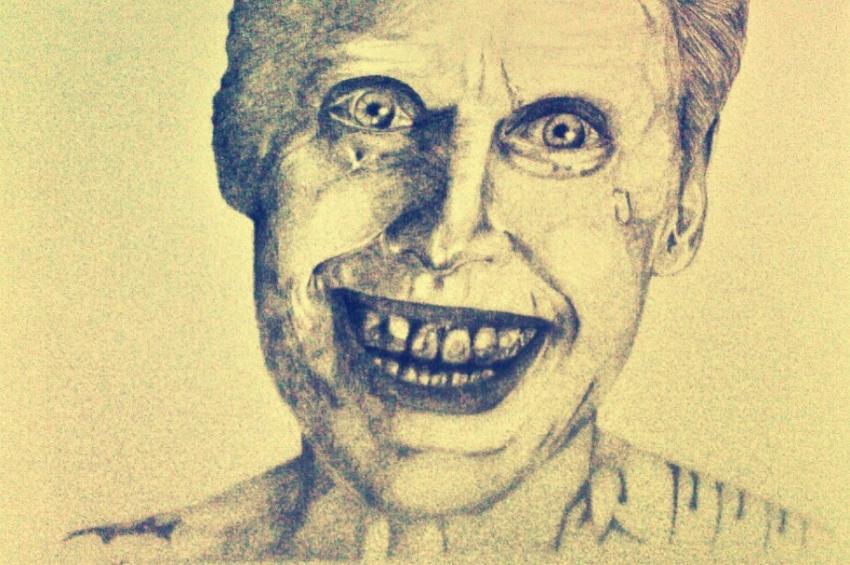 Joker, Jared Leto by mngha